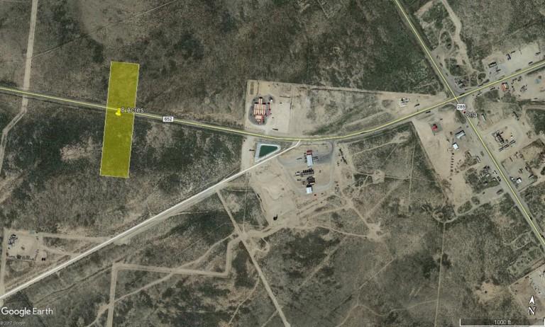 3.21 Acres 92 FM 652, Orla, TX 79770
