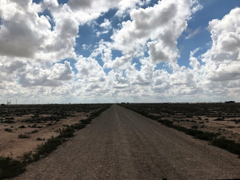 Trigger Subdivision Lots – Pecos, Texas
