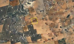 160 Acres Sec 28, Blk 35 T3N, Martin County zoomed out