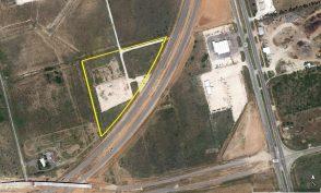 Crawford 9 Acres Big Spring Aerial Image