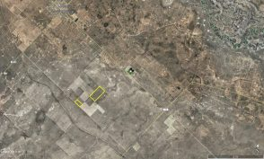 J. Spearow 100 Ac Pecos County Aerial zoomed out