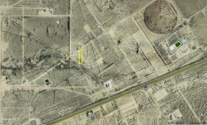 ME Aerial Image 5.1 Ac Lot 29, Tract 1 zoomed out